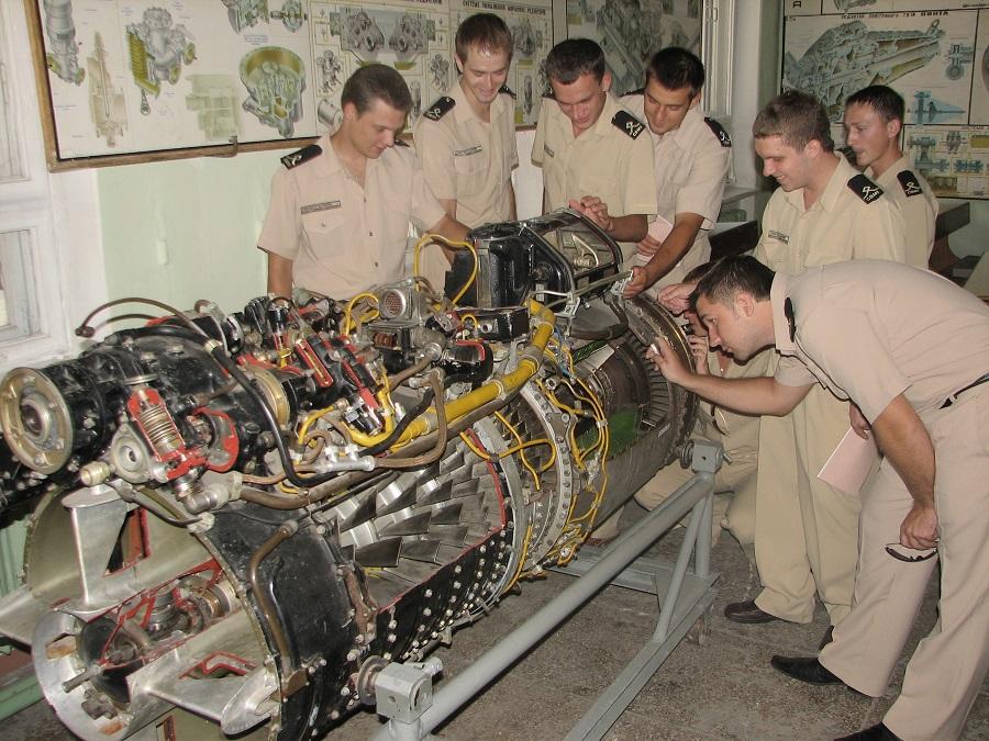 Практические занятия по газотурбинным двигателям