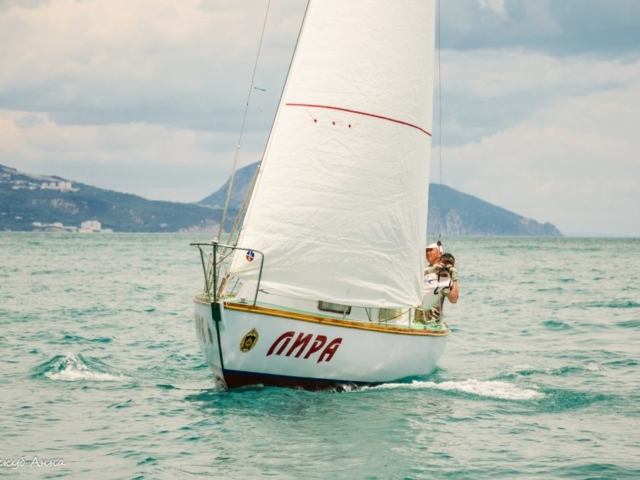 Яхта класса Таллинский Четвертьтонник