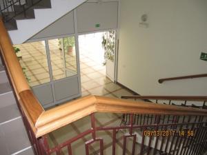 Лестница соединяющая 1 и 2 этажи.