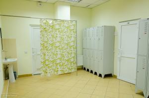 Комната для переодевания