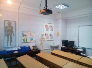Учебный кабинет медицинской подготовки 1